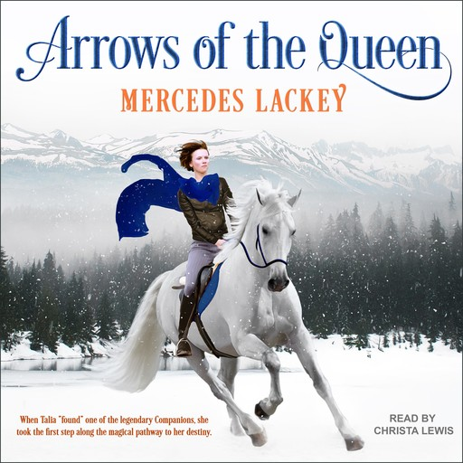 Arrows of the Queen, Mercedes Lackey