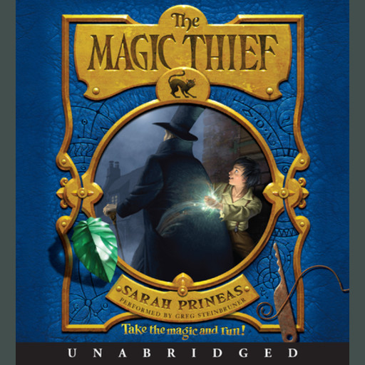 The Magic Thief, Sarah Prineas