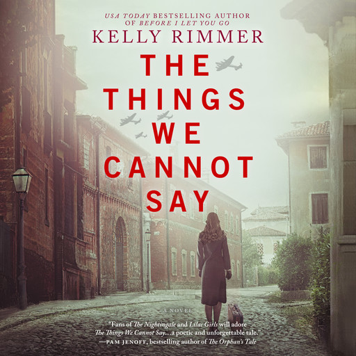 The Things We Cannot Say, Kelly Rimmer