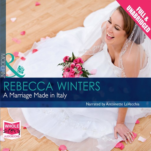 A Marriage Made in Italy, Rebecca Winters