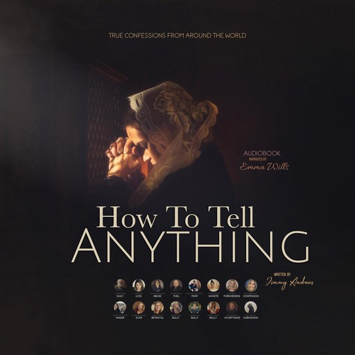 How To Tell Anything, Jimmy Andrews