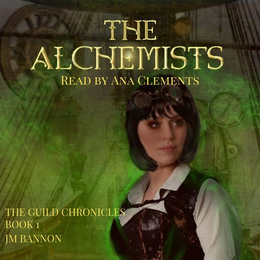 The Alchemists, JM Bannon