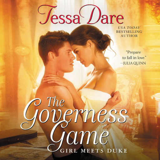 The Governess Game, Tessa Dare