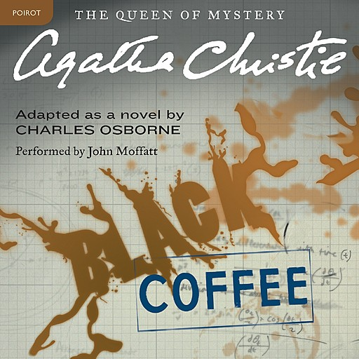 Black Coffee, Agatha Christie