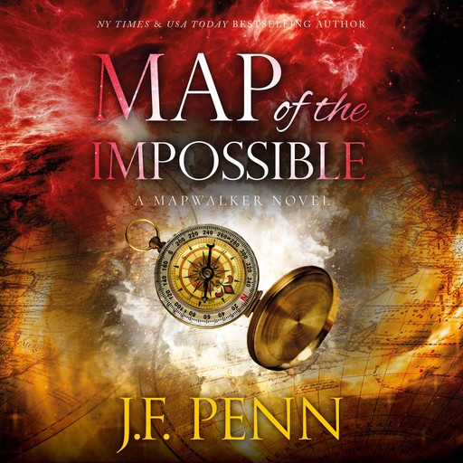 Map of the Impossible, J.F. Penn