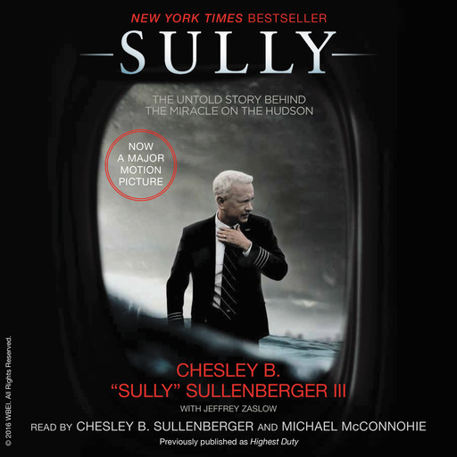 Sully, Jeffrey Zaslow, Chesley B. Sullenberger