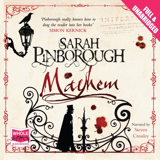 Mayhem, Sarah Pinborough