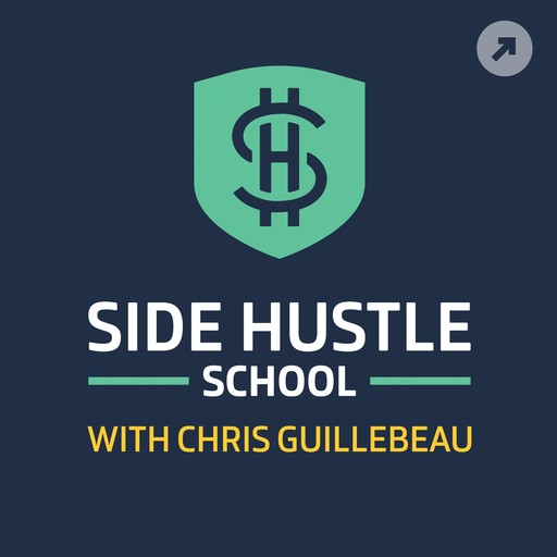 #1550 - Government Lawyer Lands Whale of a Side Gig, Chris Guillebeau, Onward Project