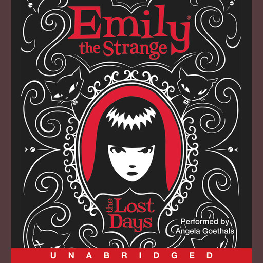 Emily the Strange: The Lost Days, Rob Reger