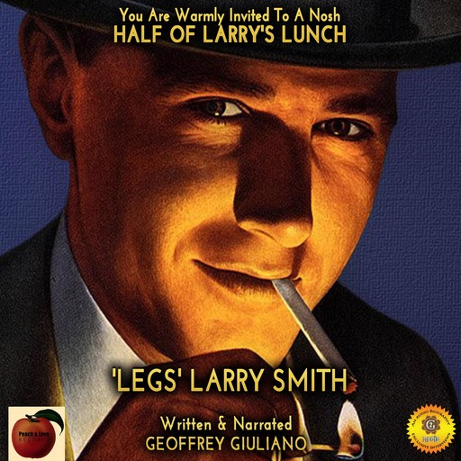 You Are Warmly Invited To A Nosh - Half Of Larry's Lunch, Geoffrey Giuliano