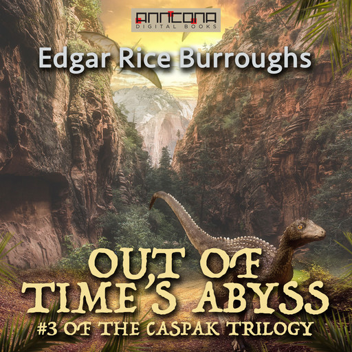 Out of Time's Abyss, Edgar Rice Burroughs