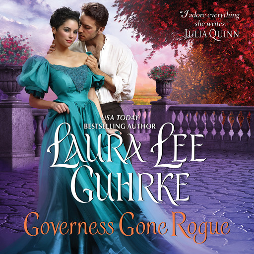 Governess Gone Rogue, Laura Lee Guhrke