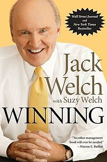 Winning, Jack Welch, Suzy Welch