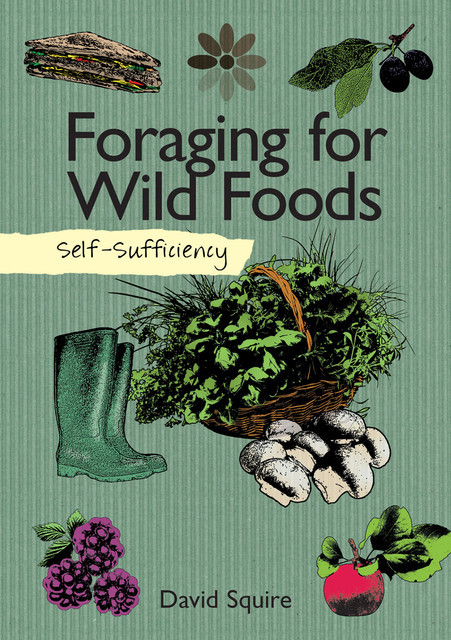 Self-Sufficiency: Foraging for Wild Foods, David Squire