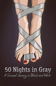 50 Nights in Gray: The Illustrated Edition, Laura Elias