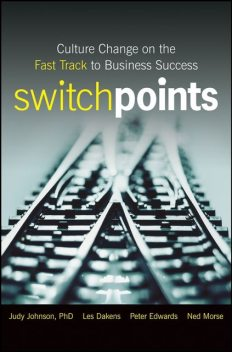 SwitchPoints, Judy Johnson, Les Dakens, Ned Morse, Peter Edwards