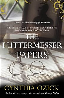 The Puttermesser Papers, Cynthia Ozick