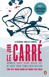 Spy Who Came in From the Cold, John le Carr