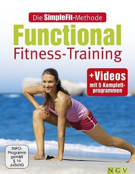 Die SimpleFit-Methode Functional Fitness-Training, Susann Hempel