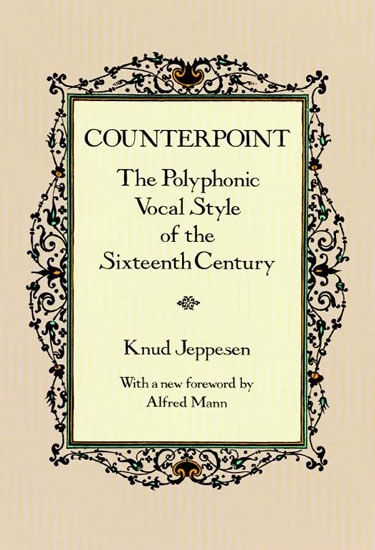 Counterpoint, Knud Jeppesen