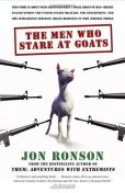 The Men Who Stare at Goats, Jon Ronson