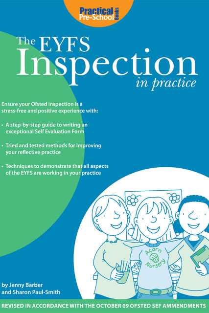 EYFS Inspection in Practice, Jenny Barber