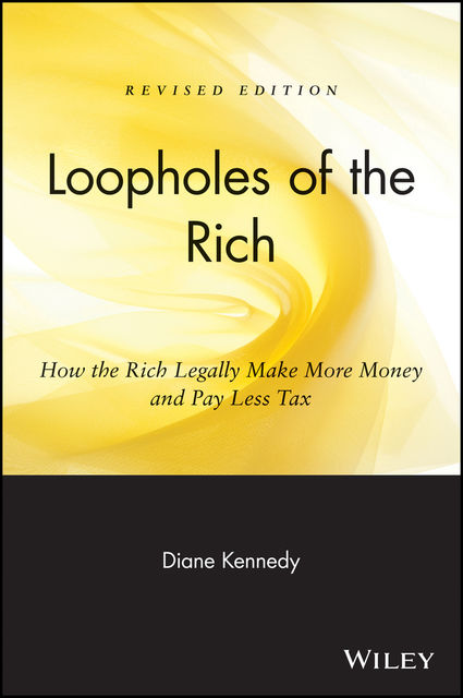 Loopholes of the Rich, Kennedy Diane