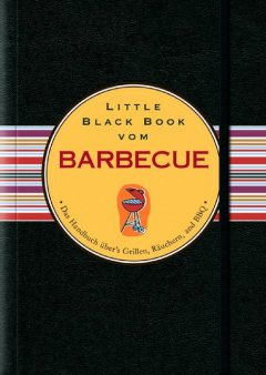Little Black Book vom Barbecue, Mike Heneberry