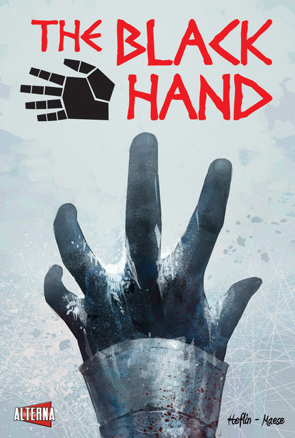 The Black Hand #2, Erica J.Heflin