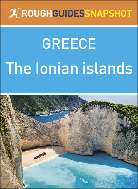 The Ionian Islands (Rough Guides Snapshot Greece), Rough Guides