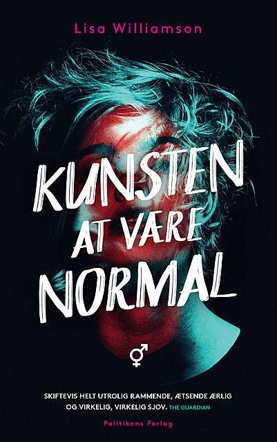 Kunsten at være normal, Lisa Williamson