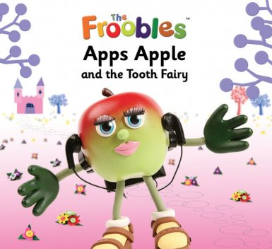 Apps Apple and the Tooth Fairy, Ella Davies