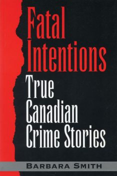 Fatal Intentions, Barbara Smith