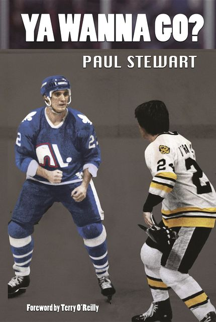 Ya Wanna Go, Paul Stewart