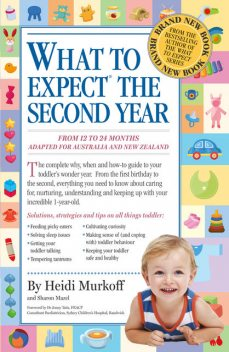 What to Expect the Second Year, Heidi Murkoff