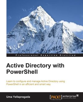 Active Directory with PowerShell,