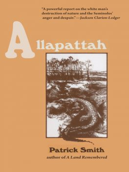 Allapattah, Patrick Smith