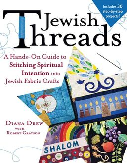 Jewish Threads, Diana Drew