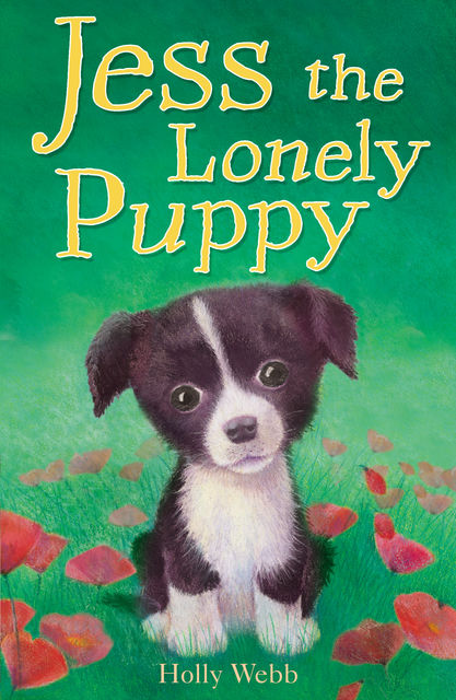 Jess the Lonely Puppy, Holly Webb