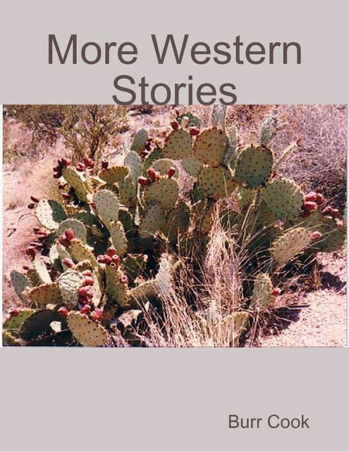 More Western Stories, Burr Cook