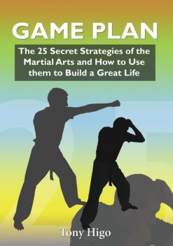 Game Plan: The 25 Secret Strategies of the Martial Arts and How to Use Them to Build a Great Life, Higo Tony