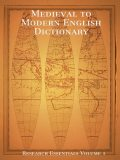 Medieval to Modern English Dictionary, Smith Timothy