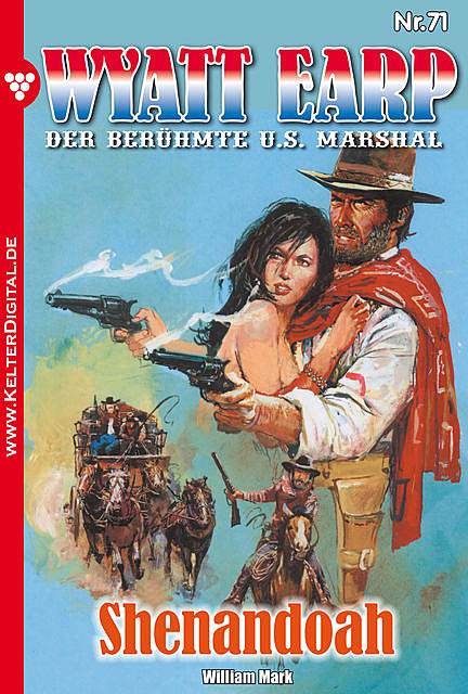 Wyatt Earp 208 – Western, William Mark