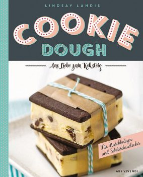 Cookie Dough (eBook), Lindsay Landis