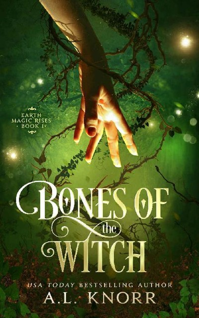 Bones of the Witch: A Young Adult Fae Fantasy (Earth Magic Rises Book 1), A.L. Knorr