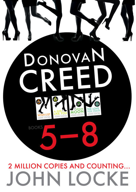 Donovan Creed Foursome 5–8, John Locke