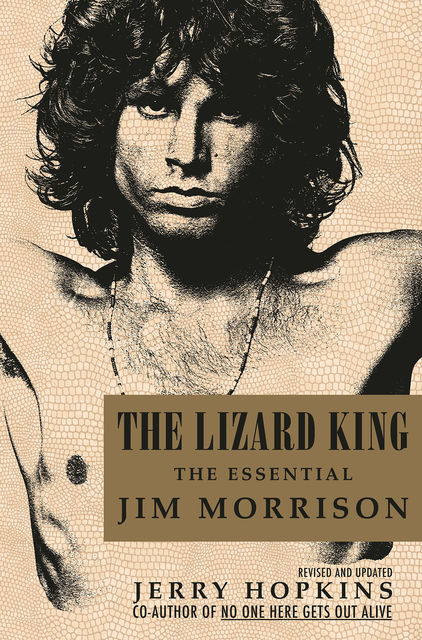 The Lizard King, Jerry Hopkins