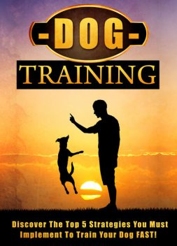 Dog Training Discover The Top 5 Strategies You Must Implement To Train Your Dog FAST, Old Natural Ways