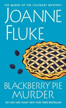 Blackberry Pie Murder, Joanna Fluke