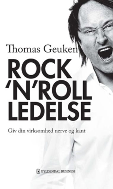 Rock'n'roll ledelse, Thomas Geuken
